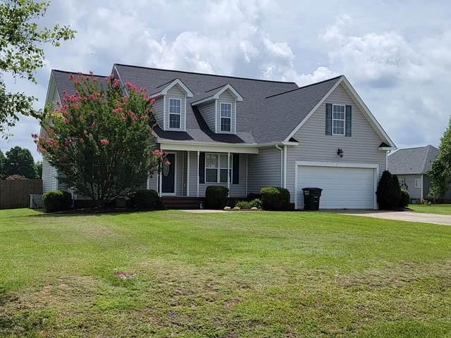 502 Heron Drive, Goldsboro, NC 27534 (#77614) :: The Beth Hines Team