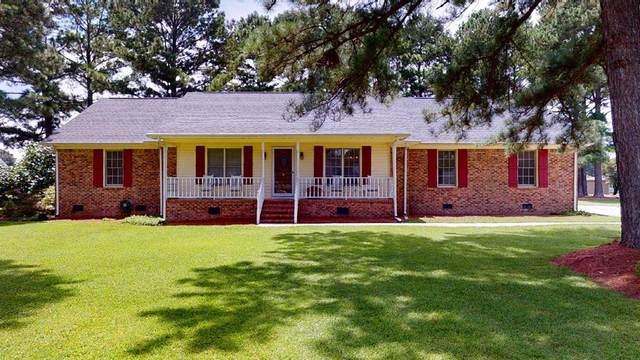 108 Hunters Creek Dr., Goldsboro, NC 27534 (#77623) :: The Beth Hines Team