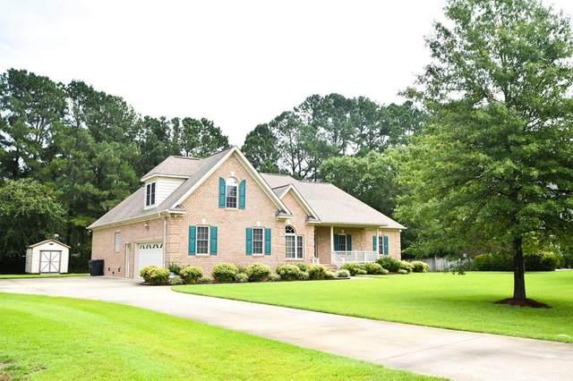 809 S Baines Place, Goldsboro, NC 27534 (#77659) :: The Beth Hines Team