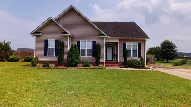 204 Planters Ridge Dr, Pikeville, NC 27863 (#77670) :: The Beth Hines Team