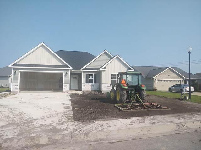 417 Kingston Circle, Goldsboro, NC 27530 (#77671) :: The Beth Hines Team