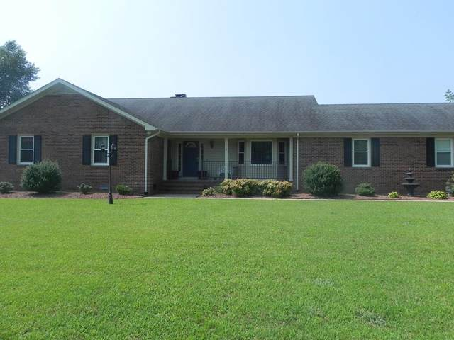 302 N Cottonwood Dr, Goldsboro, NC 27530 (#77673) :: Rachel Kendall Team