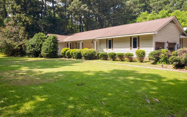 1248 Buck Swamp, Pikeville, NC 27863 (#77680) :: The Beth Hines Team