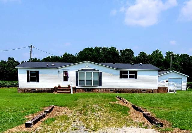 157 Watery Branch Church Road, Stantonsburg, NC 27883 (#77684) :: The Beth Hines Team