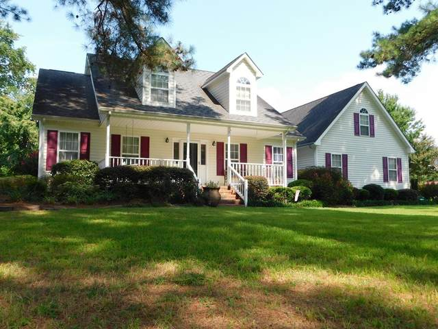 213 Lane Tree Dr, Goldsboro, NC 27530 (#77688) :: The Beth Hines Team