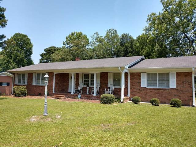 603 Hooks River Rd, Goldsboro, NC 27530 (#77726) :: The Beth Hines Team