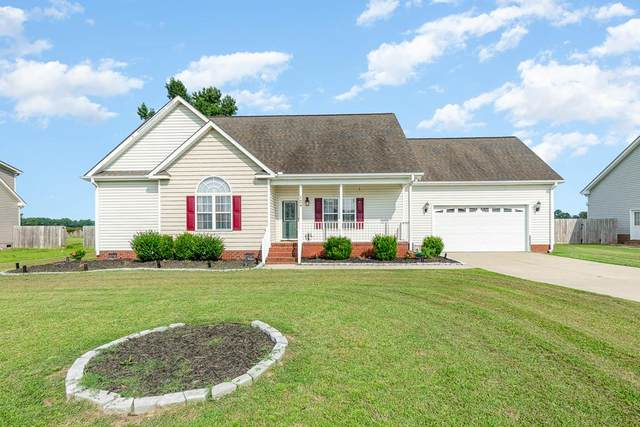 124 Brookside Way, Pikeville, NC 27863 (#77735) :: The Tammy Register Team