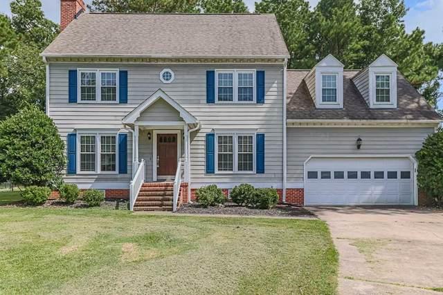 105 Sherrell Place, Goldsboro, NC 27534 (#77835) :: The Beth Hines Team