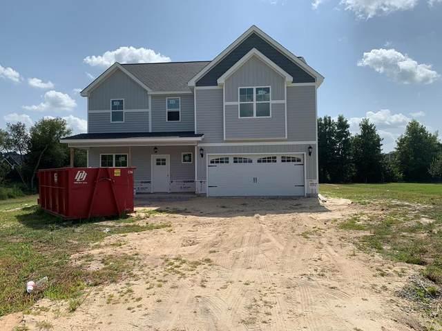 210 Village Grove Drive, Goldsboro, NC 27530 (#77911) :: The Beth Hines Team