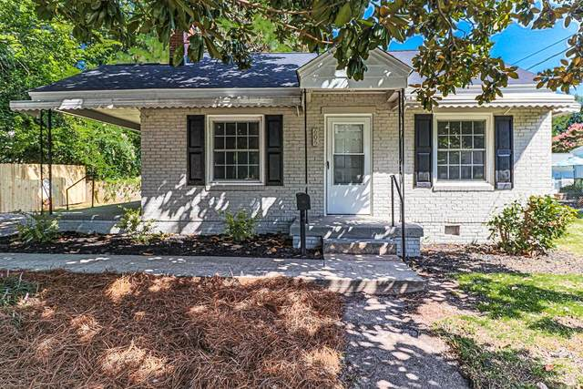 606 S Pineview Ave., Goldsboro, NC 27530 (#77926) :: The Beth Hines Team
