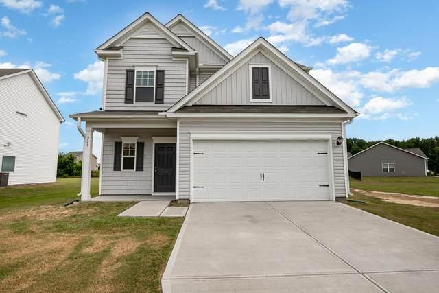 209 Timberline Oak Drive, Goldsboro, NC 27534 (#77990) :: The Beth Hines Team