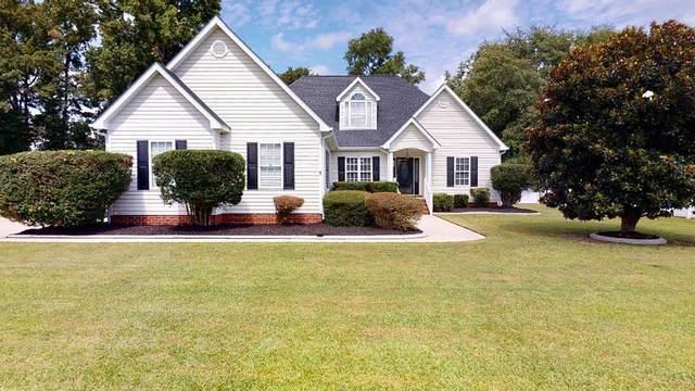 211 Lane Ridge Drive, Goldsboro, NC 27530 (#77993) :: The Beth Hines Team