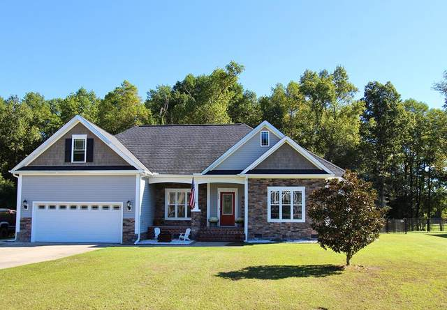 308 Willowbrook, Pikeville, NC 27863 (#78092) :: The Tammy Register Team