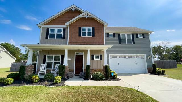 102 Madalyn Ct, Dudley, NC 28333 (#78139) :: The Tammy Register Team