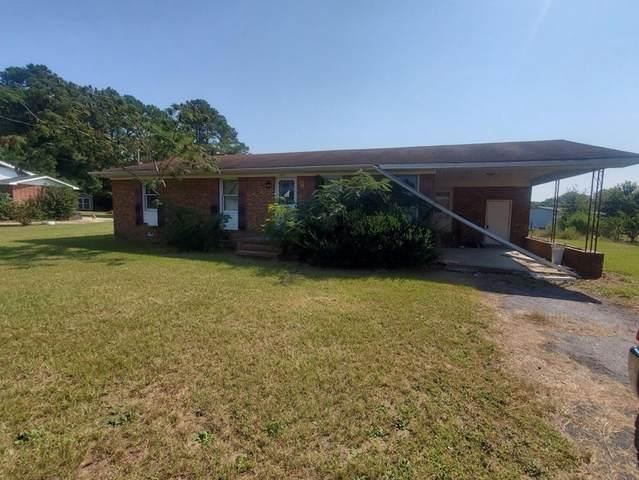 180 Black Jack Church Road, Goldsboro, NC 27530 (#78238) :: The Beth Hines Team