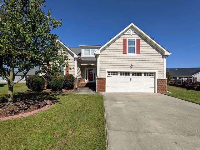 105 Burnham, Goldsboro, NC 27530 (#78244) :: Rachel Kendall Team
