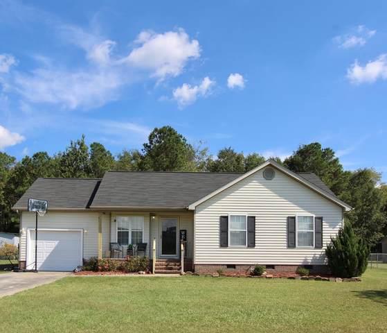 302 Twin Creeks Drive, Goldsboro, NC 27530 (#78246) :: The Beth Hines Team
