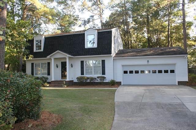 306 Walnut Creek Dr, Goldsboro, NC 27534 (#78256) :: The Beth Hines Team