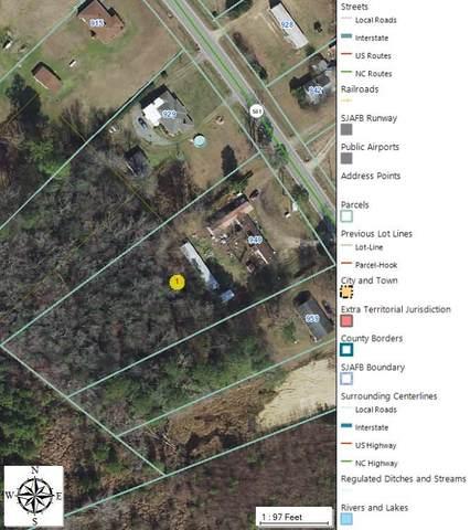 949 S Hwy 581, Goldsboro, NC 27530 (#78301) :: The Tammy Register Team