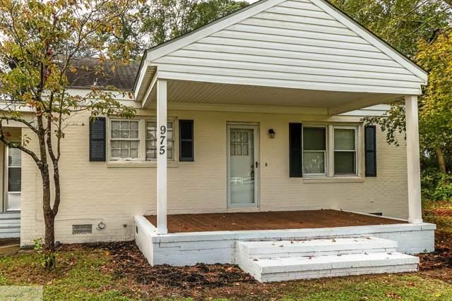 975 Rosewood Rd, Goldsboro, NC 27530 (#73845) :: The Beth Hines Team