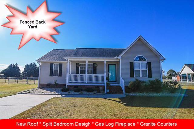 107 Millennium Ct, Kenly, NC 27542 (#73929) :: The Beth Hines Team