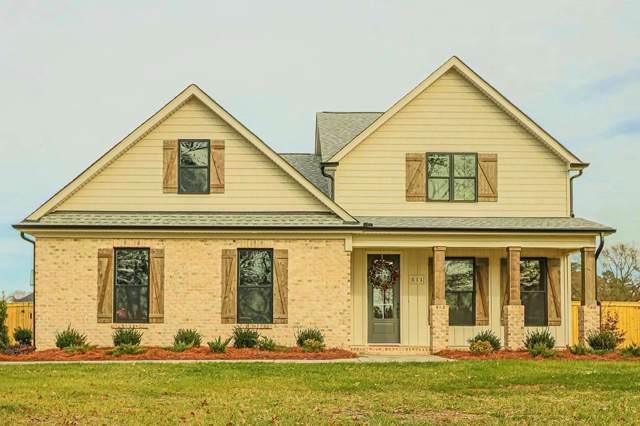 511 Walnut Creek Drive, Goldsboro, NC 27534 (#74154) :: The Beth Hines Team