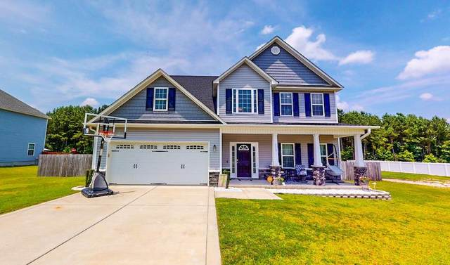 111 Kingsmill Dr, Pikeville, NC 27863 (#75307) :: The Beth Hines Team