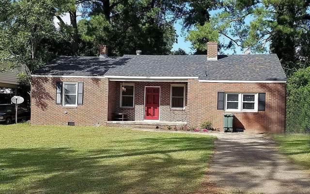1605 E Holly Street, Goldsboro, NC 27534 (#75889) :: The Beth Hines Team