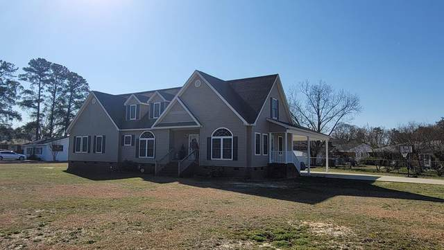 206 W New Hope Rd, Goldsboro, NC 27534 (#76636) :: The Beth Hines Team