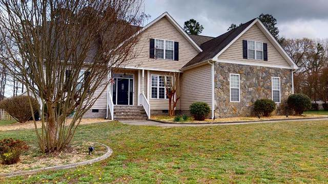 404 Morgan Trace Ln, Goldsboro, NC 27530 (#76777) :: The Beth Hines Team