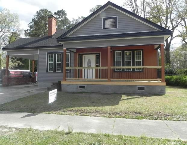 1014 E Walnut Street, Goldsboro, NC 27530 (#76818) :: The Beth Hines Team