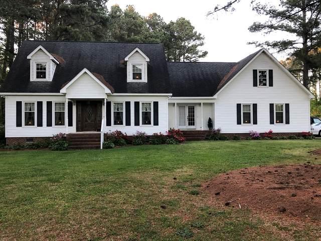 124 Susan Circle, Goldsboro, NC 27530 (#76917) :: The Beth Hines Team