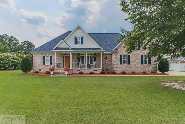 802 S Baines Pl, Goldsboro, NC 27534 (#77421) :: The Beth Hines Team