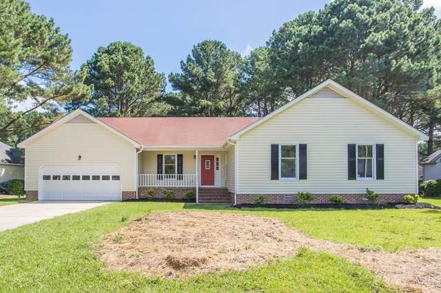 201 Hunters Creek Drive, Goldsboro, NC 27534 (#77482) :: The Beth Hines Team