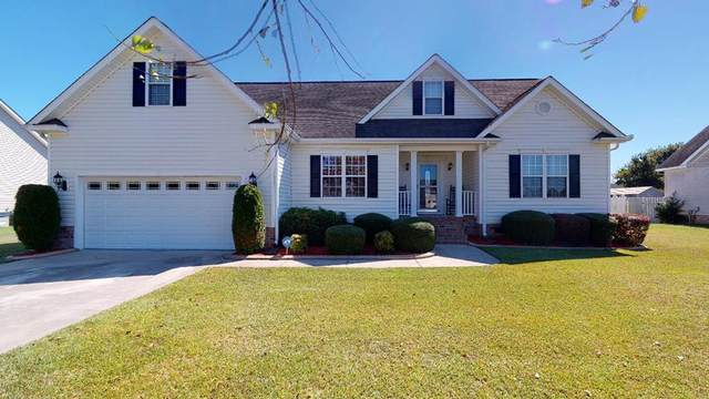 122 Willowbrook Drive, Pikeville, NC 27863 (#78102) :: The Tammy Register Team