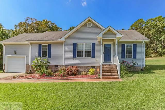 105 Laredo Drive, Goldsboro, NC 27530 (#78241) :: The Beth Hines Team