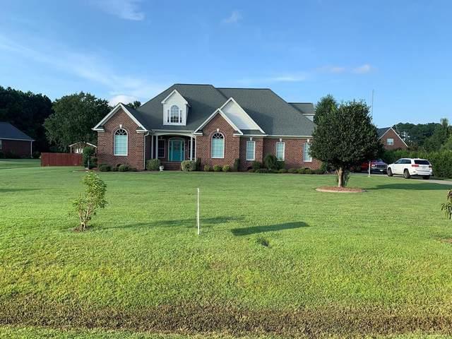 203 Chancery Dr, Goldsboro, NC 27530 (#75637) :: The Beth Hines Team
