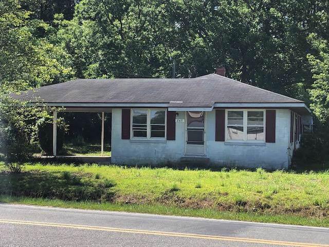 845 Corbett Hill Road, Mt Olive, NC 28365 (#73870) :: The Beth Hines Team