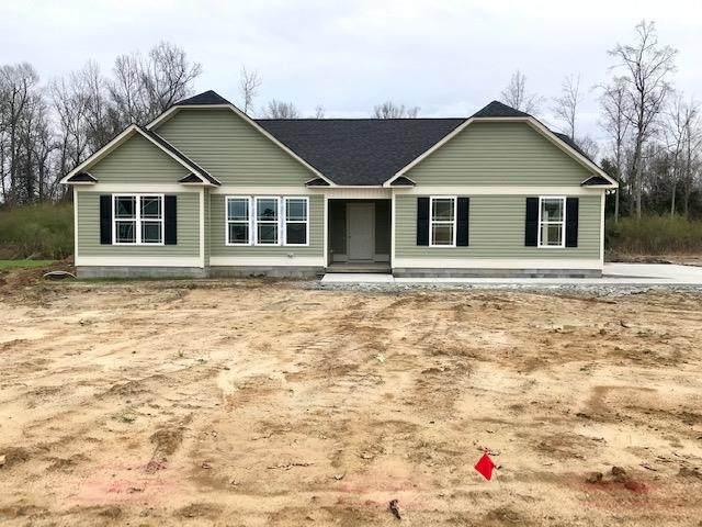 322 North Landing Dr, Goldsboro, NC 27534 (#74537) :: The Beth Hines Team