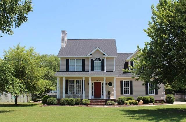 209 Sable, Goldsboro, NC 27530 (#75330) :: The Beth Hines Team