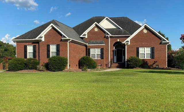 1204 Sunset Drive, Goldsboro, NC 27534 (#75445) :: The Beth Hines Team