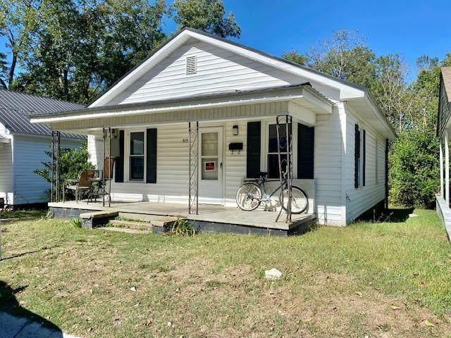 505 Alvin St, Goldsboro, NC 27530 (#78251) :: The Beth Hines Team