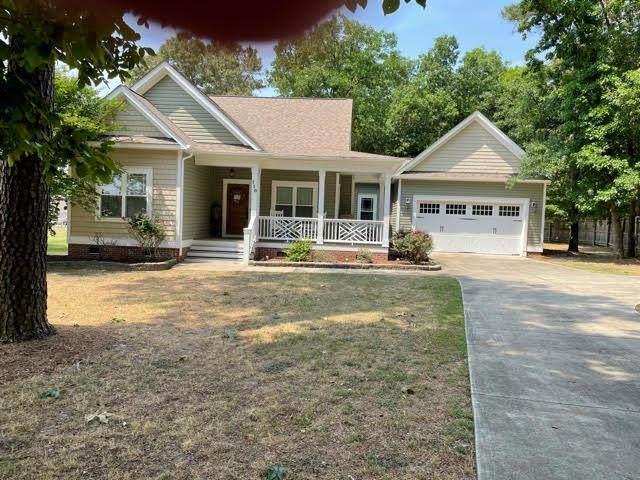 110 W Stargrass Circle, Goldsboro, NC 27534 (#77235) :: The Beth Hines Team