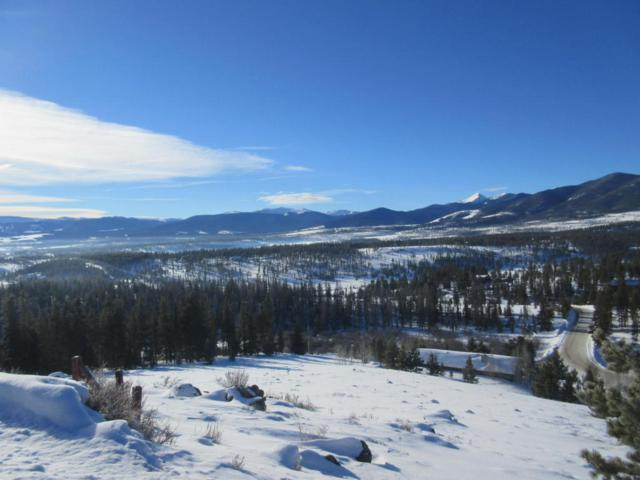 3529 County Rd 8591, Tabernash, CO 80478 (MLS #15-72) :: The Real Estate Company
