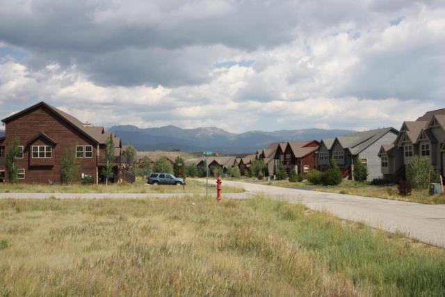 107 Gcr 5223S (Aka Fireweed Ct) #23A & 23B, Tabernash, CO 80478 (MLS #17-1298) :: The Real Estate Company