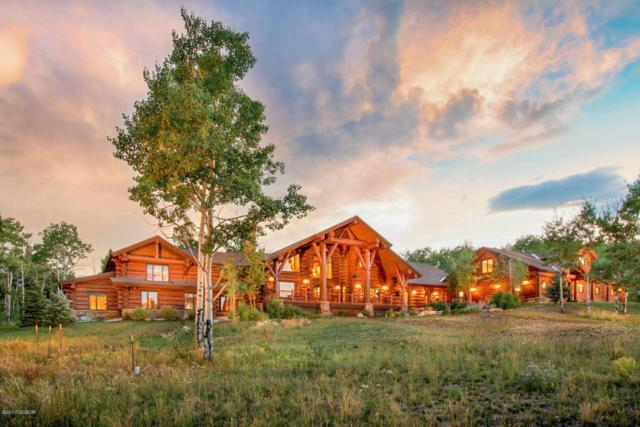 567 Latigo Trail (Cr 1824), Silverthorne, CO 80498 (MLS #17-160) :: The Real Estate Company