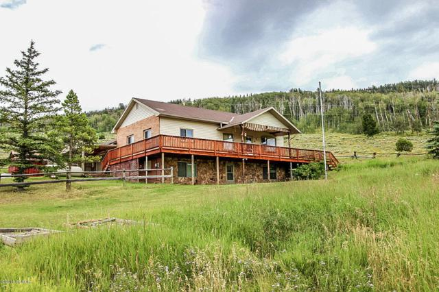 420 Gcr 132, Kremmling, CO 80459 (MLS #18-1397) :: The Real Estate Company