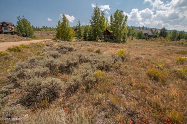 87 Gcr 899 / Overlook, Granby, CO 80446 (MLS #18-1483) :: The Real Estate Company