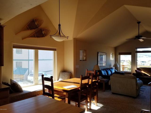 222 County Rd 8040 Drive F-16, Fraser, CO 80442 (MLS #18-1487) :: The Real Estate Company