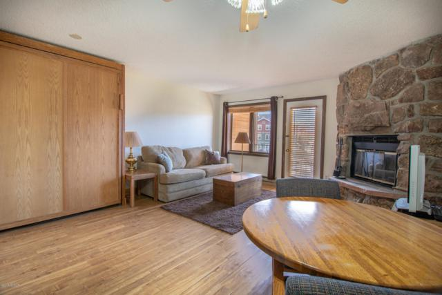 62927 Us Hwy 40 #568, Granby, CO 80446 (MLS #18-1500) :: The Real Estate Company